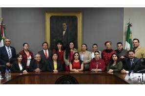 Recibe Comisión de Hacienda y Presupuesto de la LXIV Legislatura Paquete Hacendario 2019
