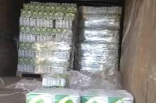 Recuperan en Pachuca tráiler robado; tres personas detenidas