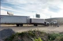 Recuperan en Pachuca tráiler robado; tres personas detenidas2
