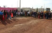 Arranca pavimentación de la calle Progreso en la colonia Antorcha Campesina de Tizayuca5