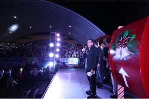 """Arrancó en Tula y Huichapan el programa """"Siente la Navidad cerca de ti y tu familia 2018"""""""