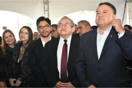 Central Ciclo Combinado Juandho significa la reivindicación de la lucha de trabajadores electricistas del SME, Ricardo Baptista