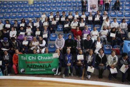 Clausuran taller de Tai Chi Chuan de adultos mayores de Mineral de la Reforma4