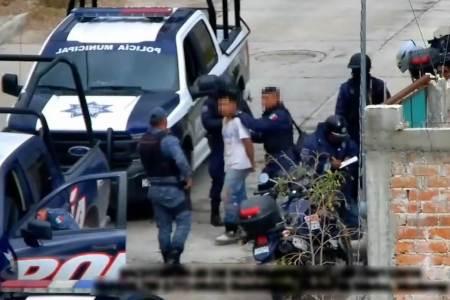 Con apoyo de la tecnología, dos detenidos por presunto robo en Pachuca2