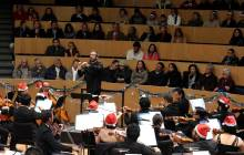 Con espíritu navideño cierra OSUAEH Segunda Temporada de Conciertos 20184