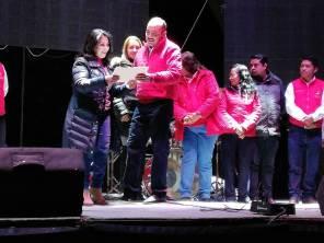 Con gran éxito inicia la Tradicional Feria de Almoloya en su edición 2018