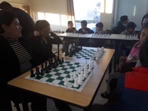Concluye seminario de ajedrez en Mineral de la Reforma