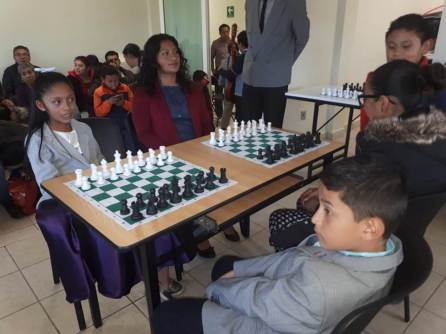 Concluye seminario de ajedrez en Mineral de la Reforma4