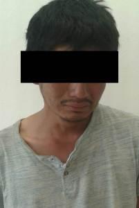 Detenido en Tizayuca cuando iba cargando el aparato eléctrico, presuntamente robado