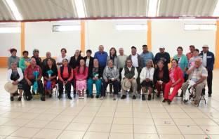 DIF de Mineral de la Reforma celebra posadas con adultos mayores 5