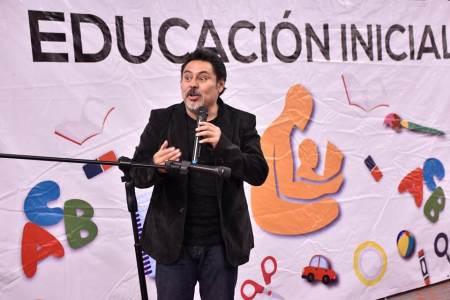 Educación Inicial, fundamental en la formación de las y los infantes