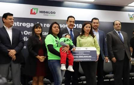 Hidalgo, primer estado a nivel mundial7