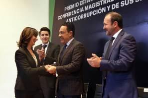 Hidalgo referente nacional en la creación de su sistema estatal anticorrupción, Omar Fayad