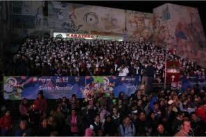 Inicia el Programa Siente la Navidad Cerca de Ti y Tu Familia 2018 en la Región del Valle de Tizayuca5