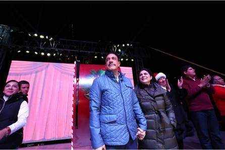 La de Hidalgo una Gran Familia que Vive y Siente la Navidad Cerca de sus Seres Queridos y Autoridades, Omar Fayad4