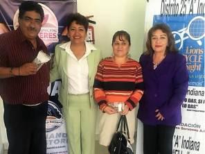 Más de 300 beneficiados en jornada de salud visual del IMM con entrega de lentes