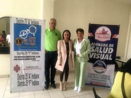 Más de 300 beneficiados en jornada de salud visual del IMM con entrega de lentes4