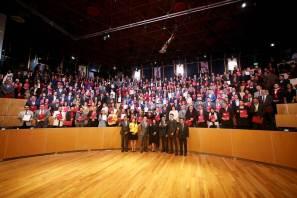 Otorga UAEH 281 reconocimientos y medallas Mérito Garza 2018-4