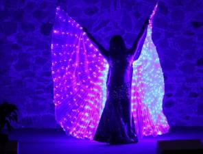 Presenta UAEH exhibición de Danzas del Medio Oriente 1