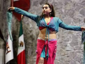 Presenta UAEH exhibición de Danzas del Medio Oriente 3