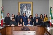 Presidenta del IEE sostiene reunión de trabajo con las y los integrantes del Congreso Local4
