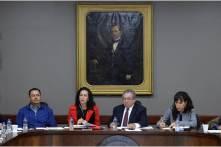 Presidenta del IEE sostiene reunión de trabajo con las y los integrantes del Congreso Local5