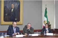 Presidente de la CDHEH se reúne con diputados de la LXIV Legislatura del Congreso del Estado2