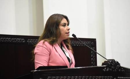 Prisión de seis a diez años por robo con violencia, propone Jajaira Aceves, Diputada de Encuentro Social