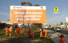 Promueve SOPOT uso de vías alternas por obras en Colosio2