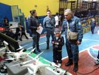 Realiza Policía Estatal tercera audiencia infantil en Pachuca1