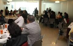 Realizan Encuentro de Egresados de Maestría en Administración 4