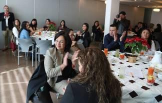 Realizan Encuentro de Egresados de Maestría en Administración 5