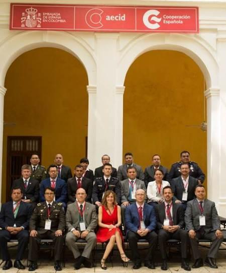 Unidad antisecuestro de la PGJEH representó a México en seminario internacional