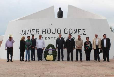 48 Aniversario del fallecimiento del exgobernador del estado Javier Rojo Gómez 2