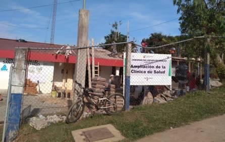 ampliación de la clínica de salud en el municipio de huazalingo1