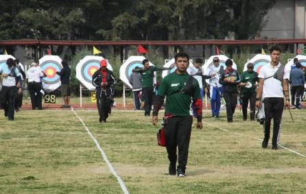 arqueros hidalguenses en el campeonato nacional de exteriores 2019 4