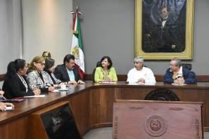 autoridades federales se reúnen con asociación de balnearios para atender tema de concesiones y permisos sobre uso de aguas
