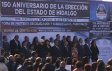conmemora mineral de la reforma 150 aniversario de la erección del estado de hidalgo2