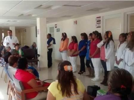 conmemoran el quinto aniversario del hospital general de pachuca campus arista2
