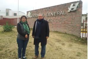 diputados morenistas y sus aliados realizan visita sorpresa a hospitales de hidalgo para conocer necesidades y fortalezas4