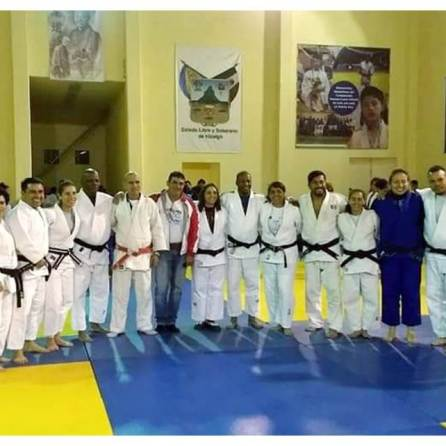 el judo hidalguense se foguea para el nacional clasificatorio 2019-2