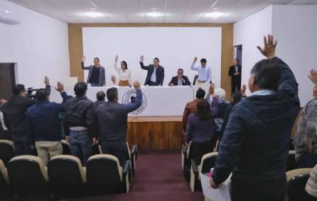 exhortan a regidores a promover el pago predial 2019 en mineral de la reforma1