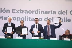 firman gobiernos de la ciudad de méxico, estado de méxico e hidalgo, acuerdo para mejorar la calidad de vida en la zona metropolitana2