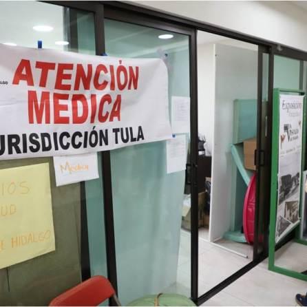 instituciones del sector salud coordinadas para atender emergencia por la explosión en tlahuelilpan