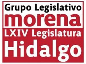 logo grupo legislativo de morena