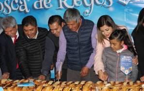 monumental rosca de reyes en tizayuca supera la meta del 20182