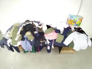 policía estatal asegura a individuo por presunto robo de mercancía en plaza de pachuca