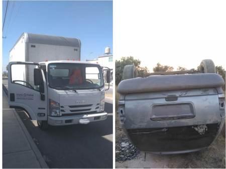 policía municipal de tizayuca recupera dos vehículos que tenían reporte de robo
