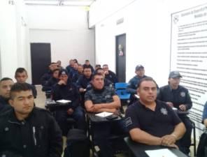 policías municipales de tizayuca reciben capacitación en materia de derechos humanos3