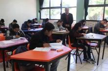 presentan aspirantes examen de admisión en itesa 1